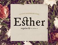 Esther Font Handmade