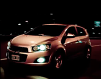 Chevrolet Sonic by Instagram