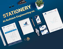 Identity Corporate Al-Rafidah Engineering co.