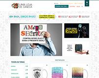Uma Loja de Caneca - New Online Store