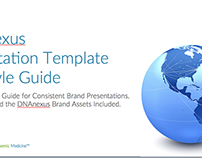 Powerpoint Templates, Style Guide and Graphics Library