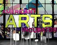 [Video] American Arts Incubator 15-promo