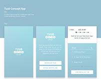 Tuub Concept App