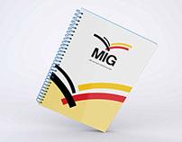 """Notebook """" MIG"""""""