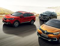 Gamma Renault Crossover