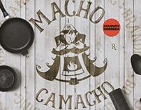 MACHO CAMACHO BRANDING