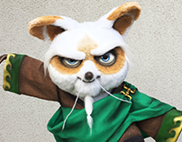 Master Shifu | Dreamworks