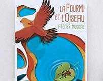La Fourmi et l'Oiseau
