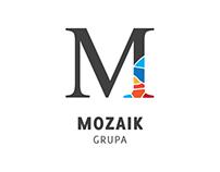 Mozaik grupa - Visual Identity