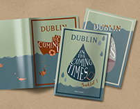Dublin in the Coming Times: Layout & cover design