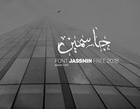 FONT JASSMIN Free 2018