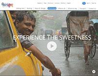 West Bengal Tourism. (Ui/Ux)
