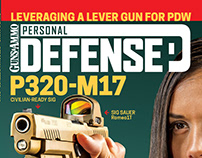 Personal Defense magazine 2018