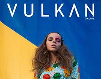 Candy Show for Vulkan Magazine