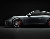 Porshce 911 Carrera S CGI
