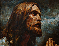 The Agony in the Garden (The Passion of the Christ)