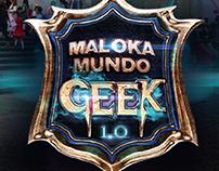 Campaña Maloka Mundo Geek 1.0
