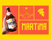 Cerveja Martina