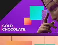 GOLD & CHOCOLATE