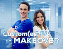 Custom(er) Fit Makeover - Personalized Sales Video