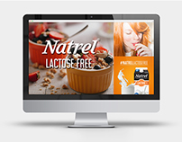 Natrel | Lactose Free Website