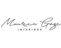 Brand Identity | Maureen Gage Interiors