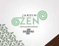 Jardim Zen | Sebrae