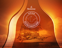 Hennessy - Voyage extraordinaire