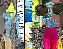 Fashion Collage.