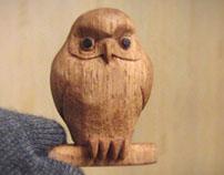 Owl(Sych). Сычик!