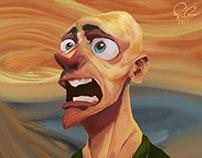 #MunchContest The Scream