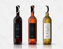 Dianara   Wine Label