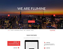 FREE PSD: MULTI-PURPOSE LANDING PAGE
