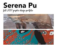Fall 2017 Intro to Graphic Design Portfolio