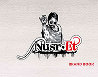 Nusr-et Restaurants Brand Book