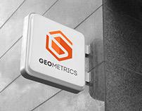 Geometrics - Logo Template