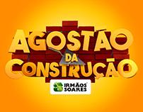 AGOSTÃO DA CONSTRUÇÃO