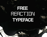 REACTION FREE FONT