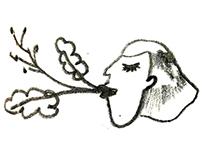 """Our Kin"" logo illustration proposal"