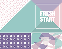 Fresh Start - Subscription Box Design for Aspyn Ovard