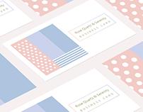 Rose Quartz and Serenity design kit