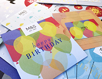 M&S Gift Cards