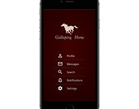 Galloping Horse Mobile App