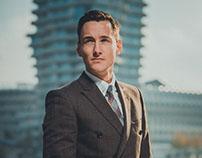 Business shoot Alexander