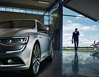 Renault Talisman - 2015 -  with Uli Heckmann