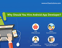 Why Should You Hire Android App Developers?