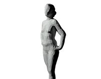 Jackie Sculpture