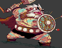 Hürgh the Barbarian