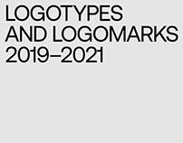 Logotypes and Logomarks 2019-2021