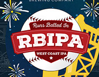 RBIPA Beer Label